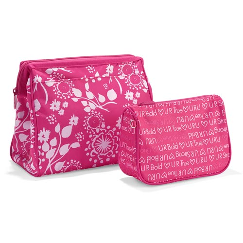 U R U Cosmetic Bag Set