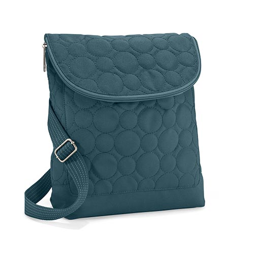 Jade Quilted Dots