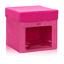 Your Way Cube with Your Way Cube Lid in Pink Cross Pop - 2760