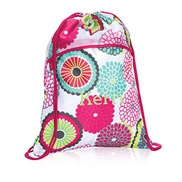 Cinch Sac in Bubble Bloom - 3039