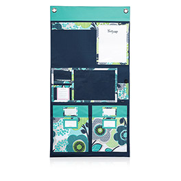 Hang-Up Home Organizer in Fabulous Floral - 3458