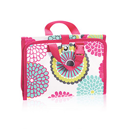Timeless Beauty Bag in Bubble Bloom - 3849