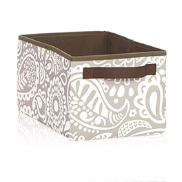 Your Way® Rectangle in Taupe Playful Parade - 4130