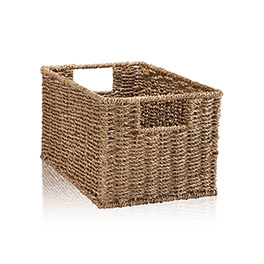 Your Way® Rectangle Basket in Natural - 4151