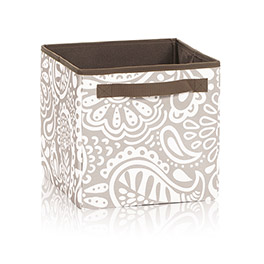 Your Way® Junior Cube in Taupe Playful Parade - 4166