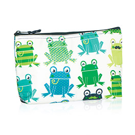 Medium Thermal Zipper Pouch in Hop to It - 4363
