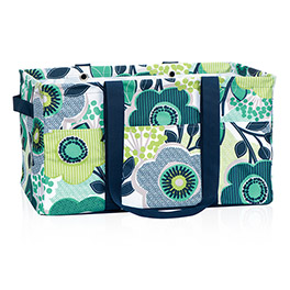 Deluxe Utility Tote in Fabulous Floral - 4441