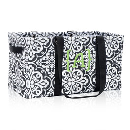 Deluxe Utility Tote in Medallion Medley - 4441