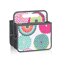 Double Duty Caddy in Bubble Bloom - 4787