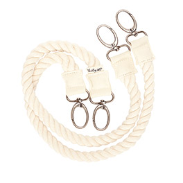 Canvas Crew Mini Strap in Natural Rope - 4879