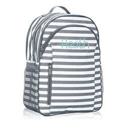 Hostess Exclusive Backpack in Grey Wave - 4883
