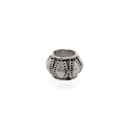 Spacer Bead in Antique Pewter - 6169