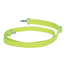 The Skinny Strap in Citrus Lime Pebble - 8036