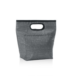 Go-To Thermal in Charcoal Crosshatch - 8542