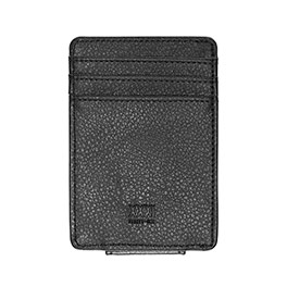 Essential Money Clip in Black - 8609