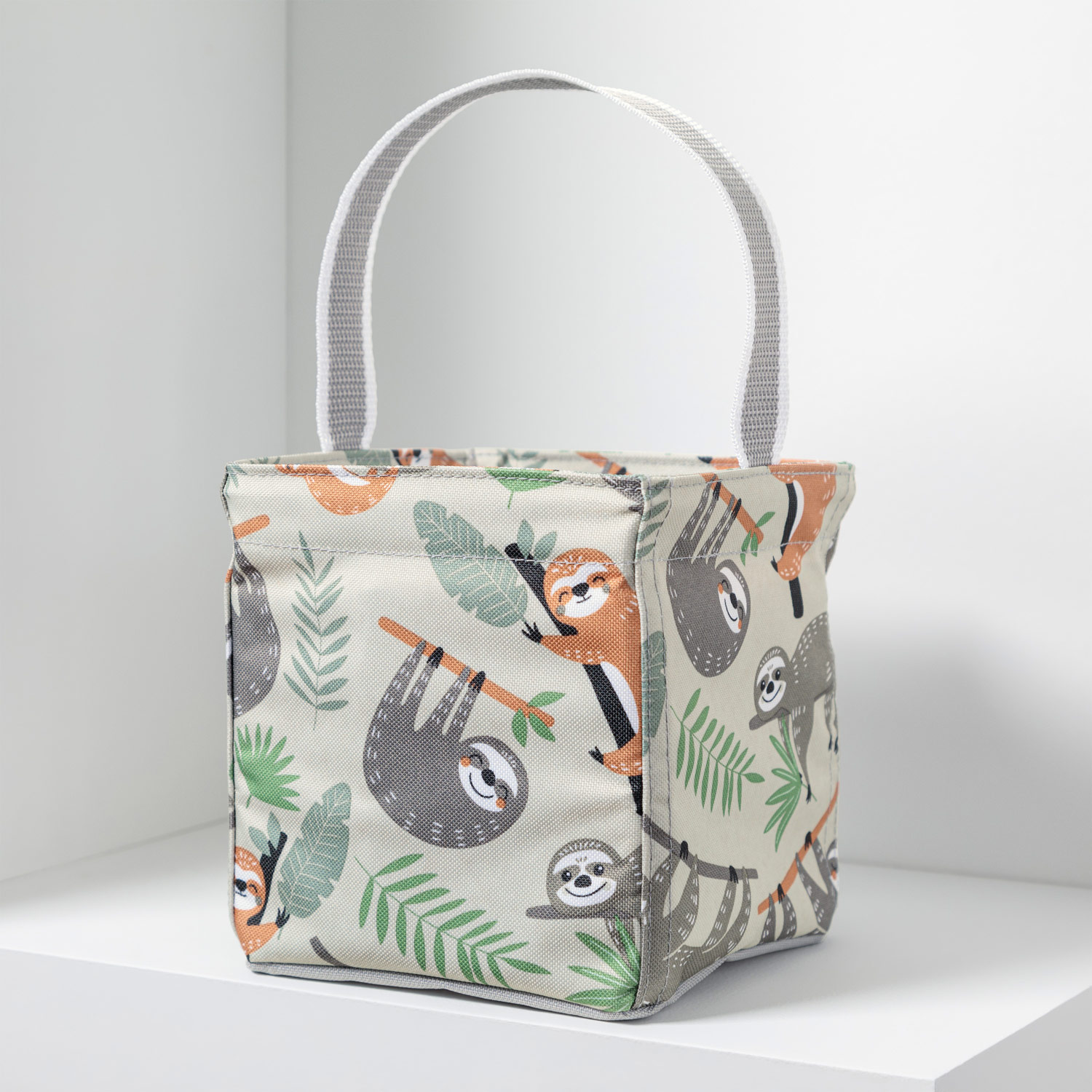 Thirty one Little carry-all Caddy utility mini tote bag 31 gift Farm Fun