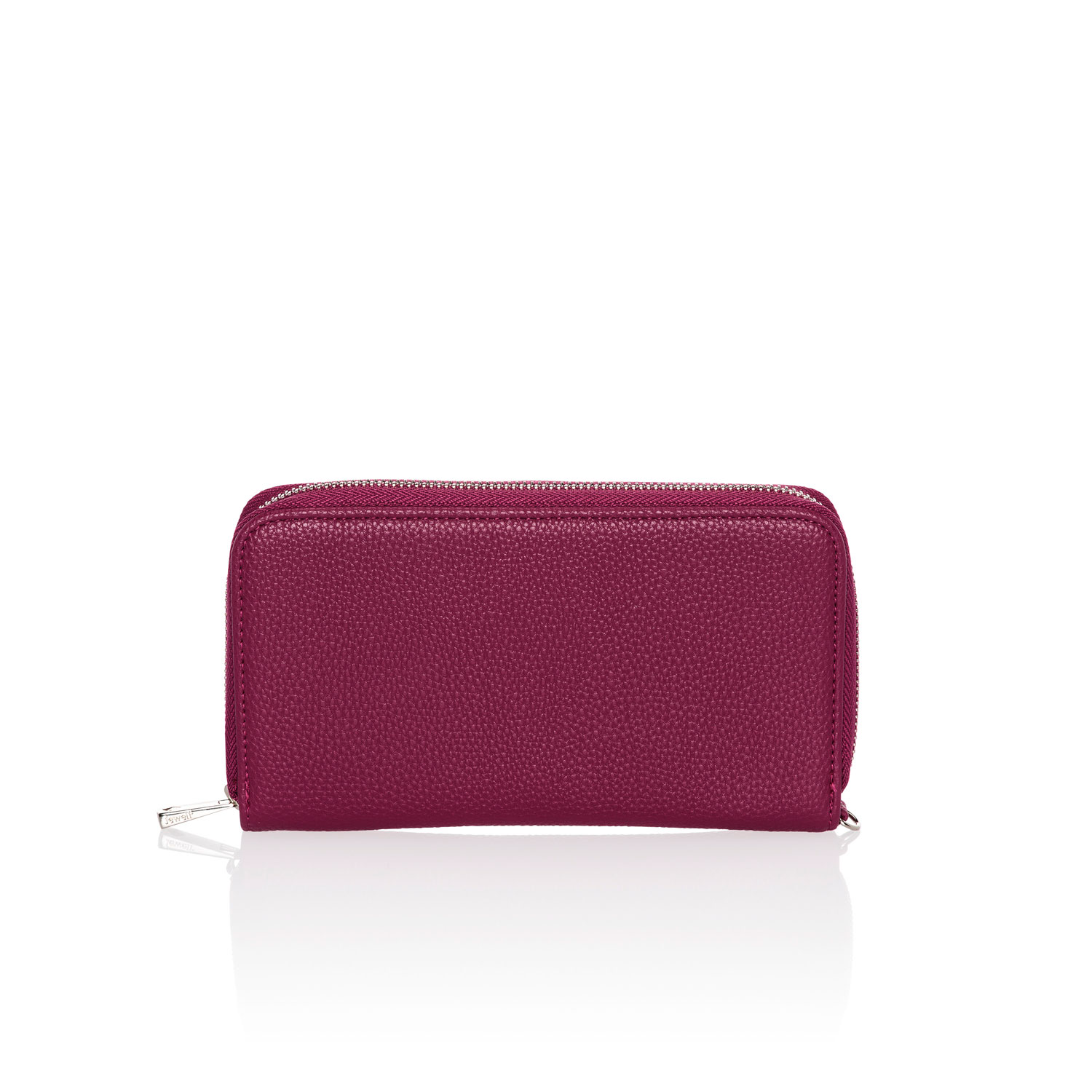 NEW Thirty One All About the Benjamins Wallet Very Cherry Pebble Red