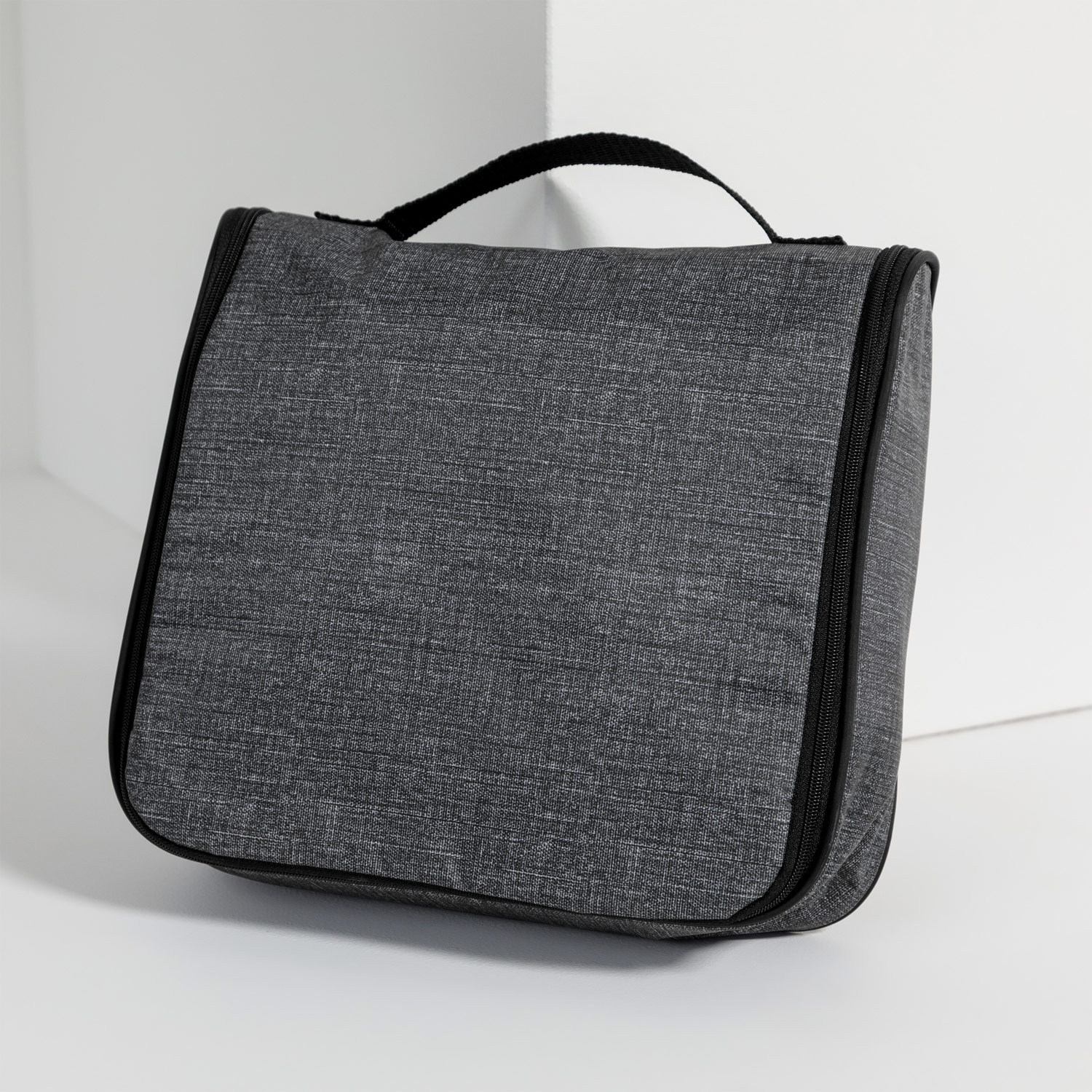 0c4d6a98e3 Charcoal Crosshatch - Hanging Traveler Case - Thirty-One Gifts