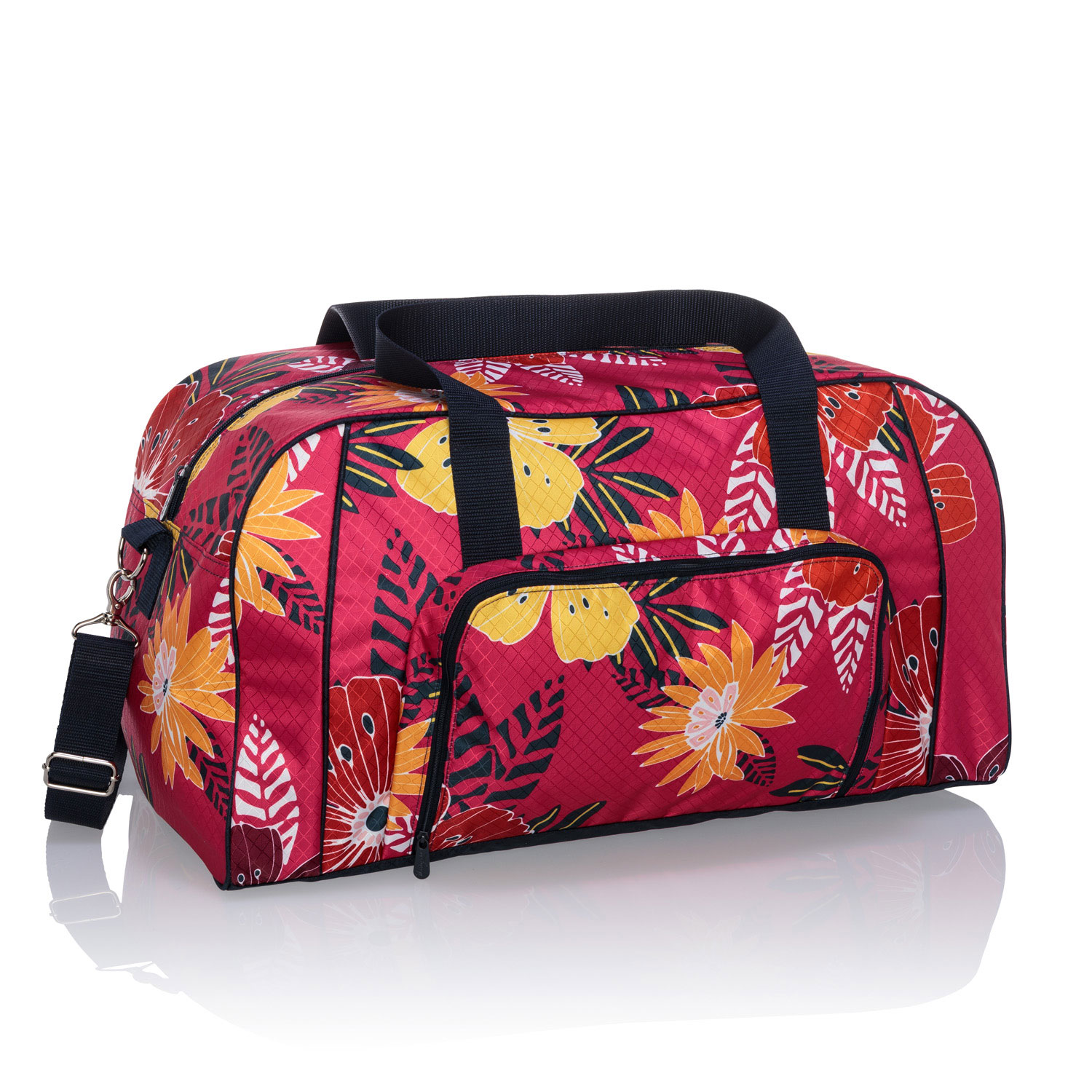 80d70b5857 Charcoal Crosshatch - All Packed Duffle - Thirty-One Gifts