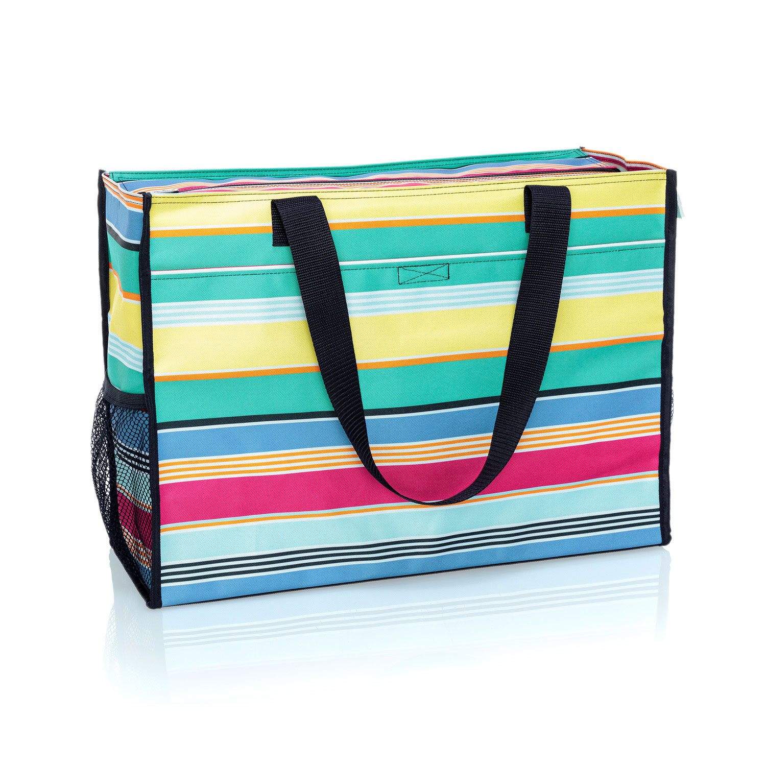 Patio Pop Deluxe Organizing Utility Tote Thirty One Gifts