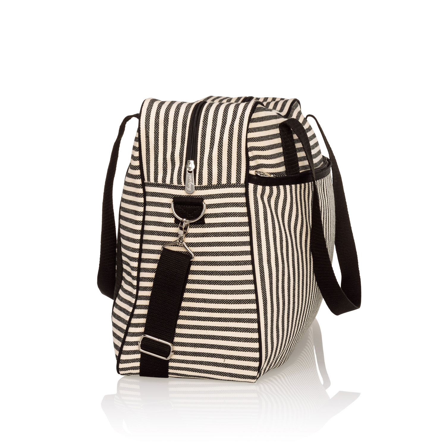 2a0519b36 Twill Stripe - Away For The Weekender - Thirty-One Gifts - Affordable  Purses, Totes & Bags