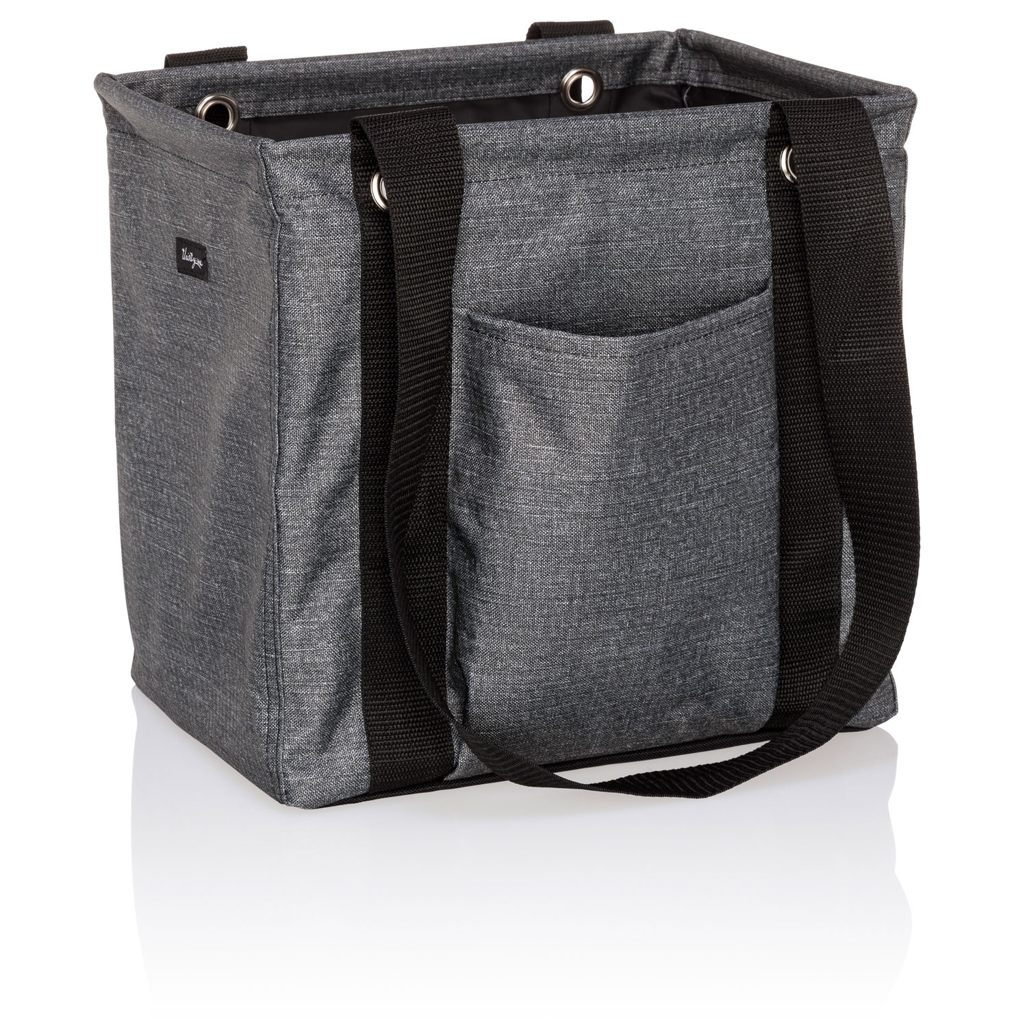 ae88777e5 Charcoal Crosshatch - Small Utility Tote - Thirty-One Gifts ...