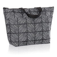 Thermal Tote - Chevron Squares