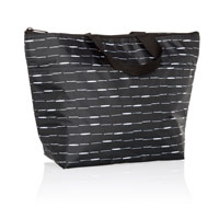 Thermal Tote - Starlit Stripe
