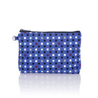 Mini Zipper Pouch - Playful Pop