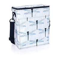 Picnic Thermal Tote - Dragonfly Daze