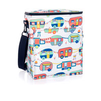 Picnic Thermal Tote - Happy Campers