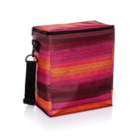 Picnic Thermal Tote - Ombre Stripe