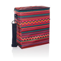 Picnic Thermal Tote - Sierra Stripe