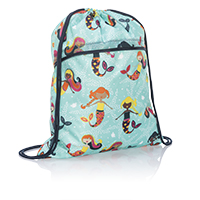 Cinch Sac - Mermaid Lagoon