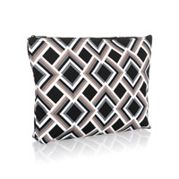 Zipper Pouch - Deco Diamond