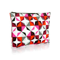 Zipper Pouch - Origami Pop