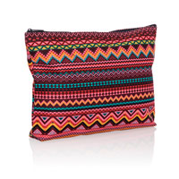 Zipper Pouch - Sierra Stripe