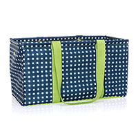 Large Utility Tote - Goin' Gingham