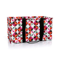 Large Utility Tote - Origami Pop