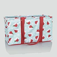 Large Utility Tote - Hats Off Holiday