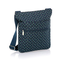 Organizing Shoulder Bag - Dot Trio
