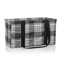 Medium Utility Tote - Perfectly Plaid