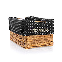 Your Way Rectangle Basket Liner - Ditty Dot