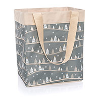 Essential Storage Tote - Snowy Slopes