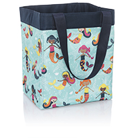 Essential Storage Tote - Mermaid Lagoon