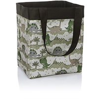 Essential Storage Tote - Dino Parade