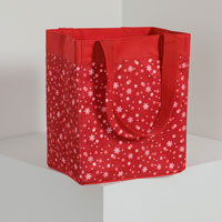 Essential Storage Tote - Fun Flurries