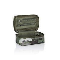 Baubles & Bracelets Case - Camo Crosshatch