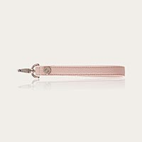 Wristlet Strap - Rose Blush Pebble