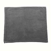 Super Soft Blanket - Dark Grey